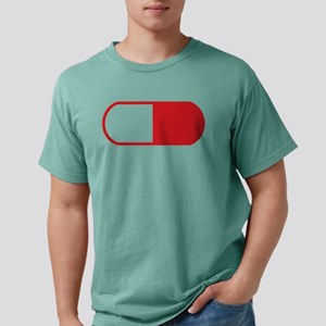 Red Pill Mens Comfort Colors Shirt