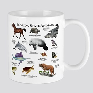 Florida State Animals Mug