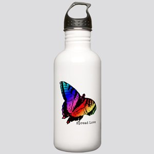 Rainbow Love Stainless Water Bottle 1.0L