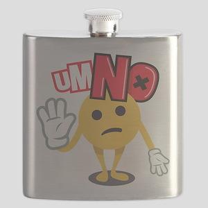 Emoji Um No Flask