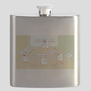 Distraction Flask