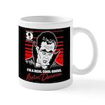BARON ON BLACK Mug