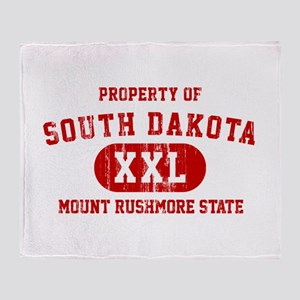 Property of South Dakota, Mount Rushmore State St