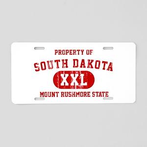 Property of South Dakota, Mount Rushmore State Alu