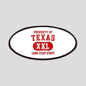 Property of Texas, Lone Star State Patches