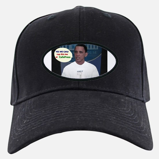 YES WE CAN/cop this tee Baseball Hat
