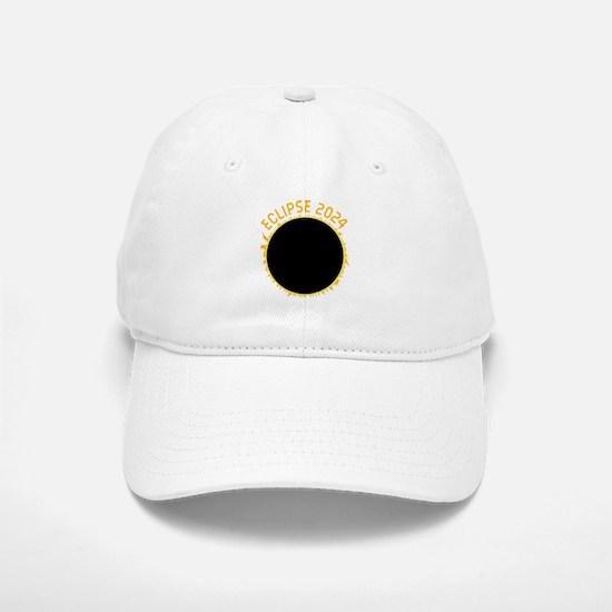 Solar Eclipse 2017 Baseball Baseball Baseball Cap