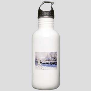 Claude Monet The Magpie Stainless Water Bottle 1.0