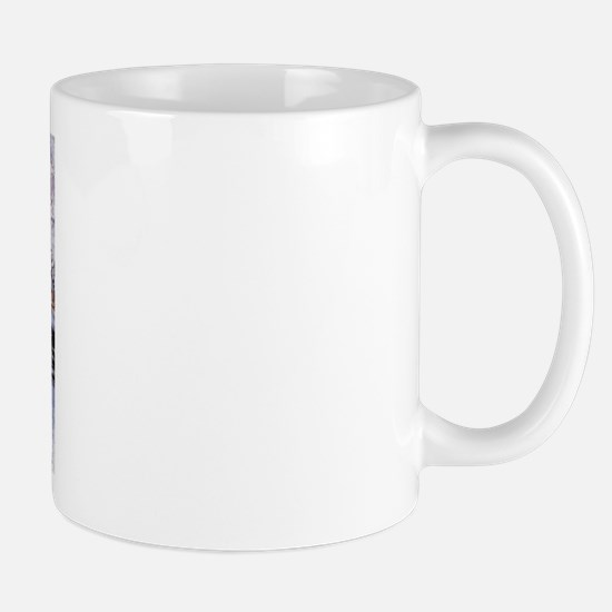 Claude Monet The Magpie Mug
