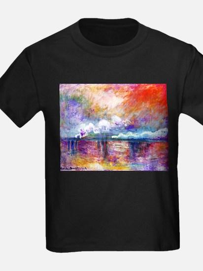 Claude Monet Charing Cross Bridge T