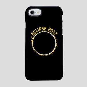 Solar Eclipse 2017 iPhone 7 Tough Case