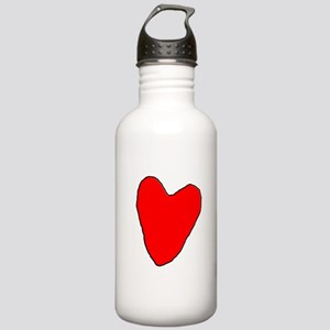 RoughHeart Stainless Water Bottle 1.0L