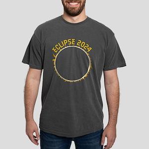 Solar Eclipse 2017 Mens Comfort Colors Shirt