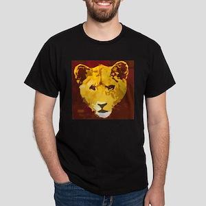 LionFace Dark T-Shirt