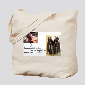 Fur Shame Tote Bag