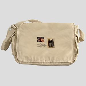 Fur Shame Messenger Bag