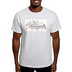 MM Lactation Sensation Ash Grey T-Shirt