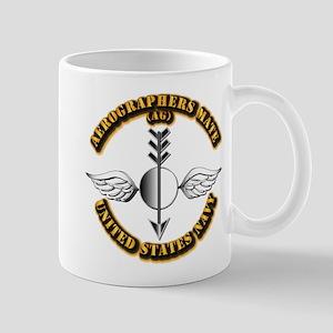 Navy - Rate - AG Mug