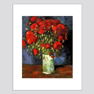 Van Gogh Red Poppies Small Poster
