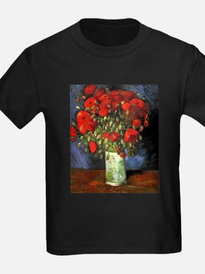 Van Gogh Red Poppies T