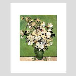 Van Gogh Roses Small Poster