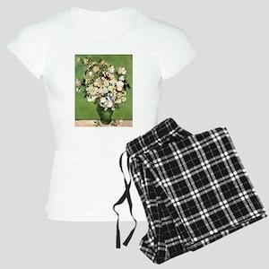 Van Gogh Roses Women's Light Pajamas