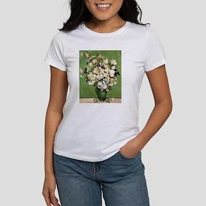 Van Gogh Roses Women's T-Shirt