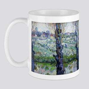 Van Gogh Flowering Orchards Mug