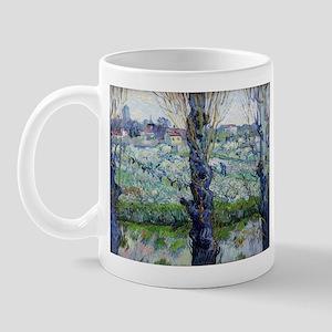 Van Gogh Flowering Orchards Mug
