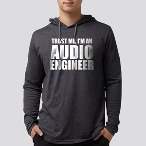 Trust Me, I'm An Audio Engineer Mens Hooded Sh