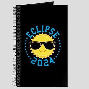 Cute Sun Eclipse 2017 Journal