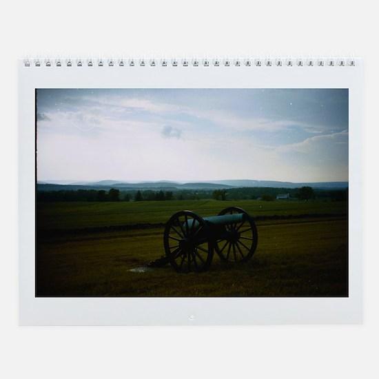 Gettysburg/Civil War Wall Calendar