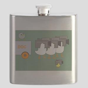 Media Crew Flask