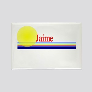 Jaime Rectangle Magnet