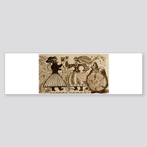 The Robber and his Bride, Hungarian Bumper Sticker