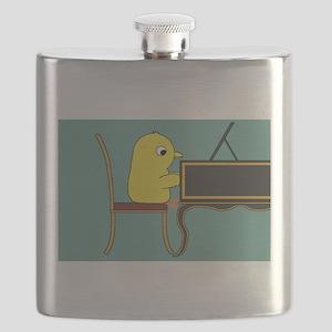 Dolfdang Dadadeus Dozart' Flask