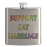 SUPPORT_GAY_MARRIAGE_1 Flask