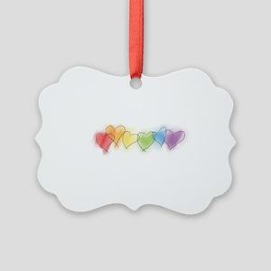 hearts-watercolor-row_tr Picture Ornament