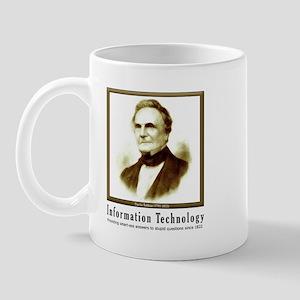 Charles Babbage Mug