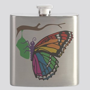 butterfly-emerging_tr Flask