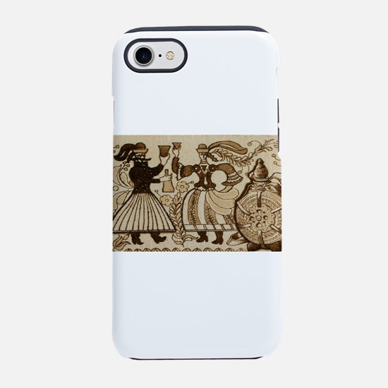 The Robber and his Bride, Hung iPhone 7 Tough Case
