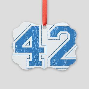 42 Picture Ornament