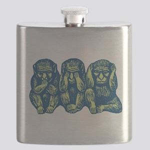 3monkeys Flask