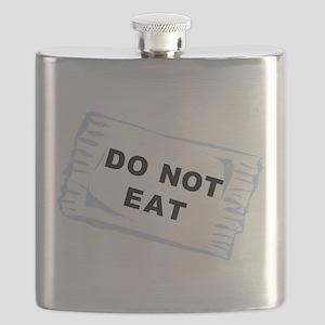 DO-NOT-EAT Flask
