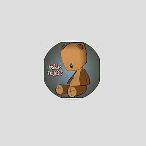 Teddy Rejekt Mini Button