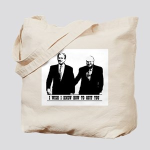 Brokeback Bush Cheney Tote Bag