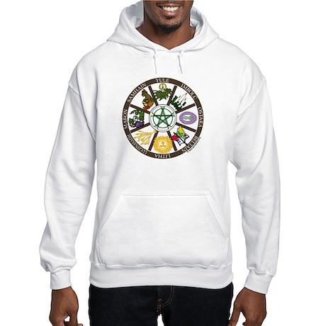 Wheel of the Year Hooded Sweatshirt