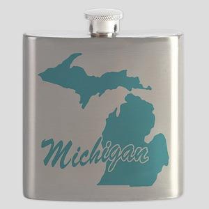 3-michigan Flask