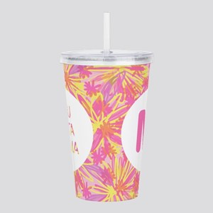 Tau Beta Sigma Acrylic Double-Wall Tumbler
