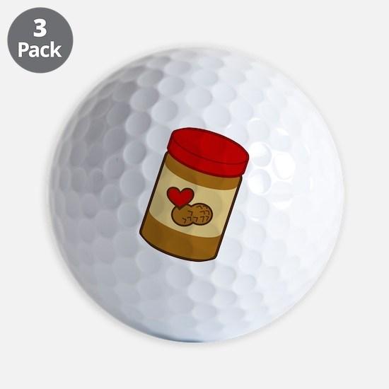 peanut-butter.png Golf Ball